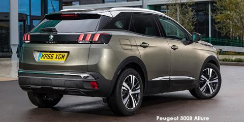 Peugeot 3008 1.6T Active - Image credit: © 2021 duoporta. Generic Image shown.
