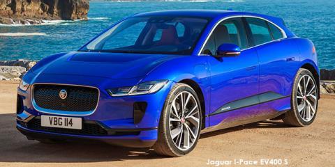 Jaguar I-Pace EV400 AWD S - Image credit: © 2019 duoporta. Generic Image shown.