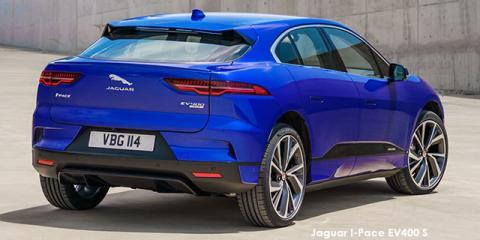 Jaguar I-Pace EV400 AWD SE - Image credit: © 2020 duoporta. Generic Image shown.