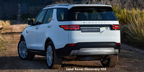 Land Rover Discovery HSE Td6 - Image credit: © 2020 duoporta. Generic Image shown.