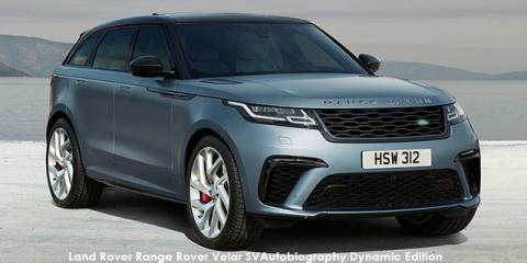 Land Rover Range Rover Velar SVAutobiography Dynamic Edition - Image credit: © 2019 duoporta. Generic Image shown.
