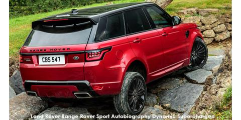 Land Rover Range Rover Sport Autobiography Dynamic Supercharged - Image credit: © 2019 duoporta. Generic Image shown.