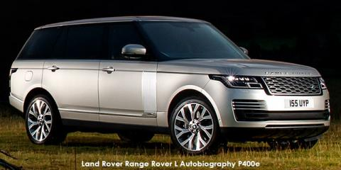 Land Rover Range Rover L Autobiography P400e - Image credit: © 2019 duoporta. Generic Image shown.