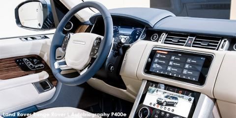 Land Rover Range Rover L Autobiography P400e - Image credit: © 2020 duoporta. Generic Image shown.