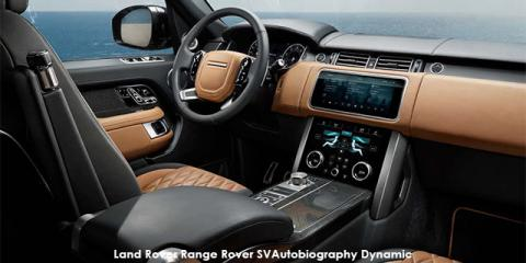 Land Rover Range Rover SVAutobiography Dynamic Supercharged - Image credit: © 2020 duoporta. Generic Image shown.
