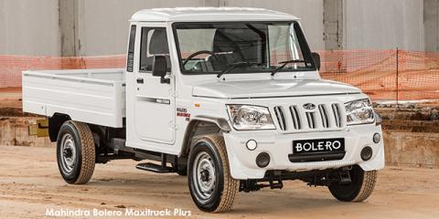 Mahindra Bolero 2.5Di Maxitruck Plus - Image credit: © 2019 duoporta. Generic Image shown.