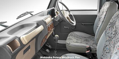 Mahindra Bolero 2.5Di Maxitruck Plus - Image credit: © 2020 duoporta. Generic Image shown.