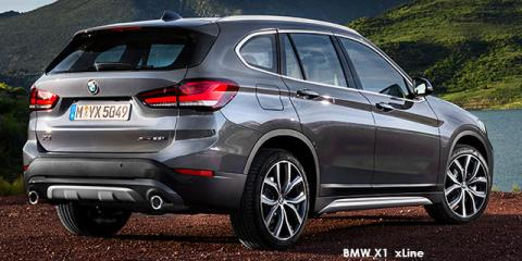 BMW X1 sDrive18i xLine - Image credit: © 2020 duoporta. Generic Image shown.