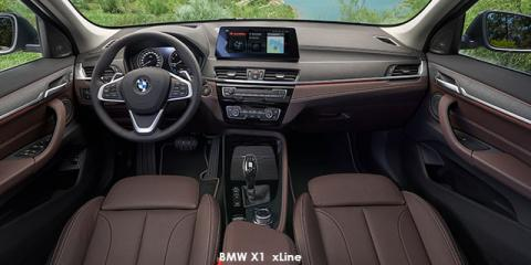 BMW X1 sDrive18d xLine - Image credit: © 2020 duoporta. Generic Image shown.