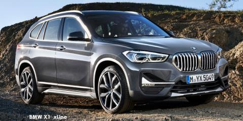 BMW X1 sDrive18d M Sport - Image credit: © 2020 duoporta. Generic Image shown.