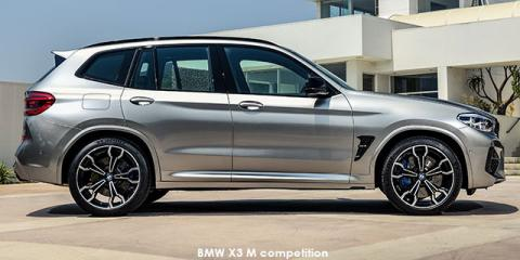 BMW X3 M competition - Image credit: © 2019 duoporta. Generic Image shown.