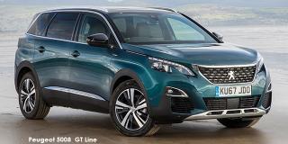 Peugeot 5008 - Image credit: © 2021 duoporta. Generic Image shown.