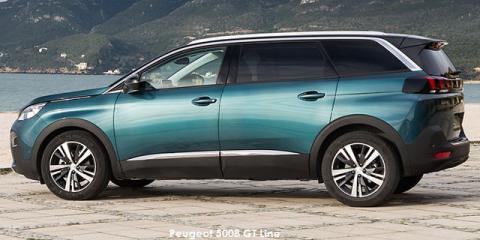 Peugeot 5008 2.0HDi Allure - Image credit: © 2021 duoporta. Generic Image shown.