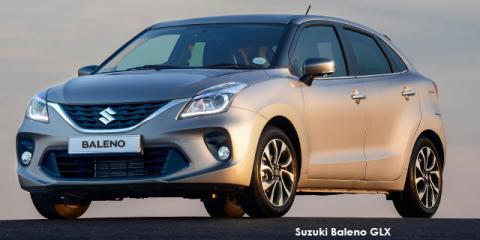 Suzuki Baleno 1.4 GL - Image credit: © 2019 duoporta. Generic Image shown.