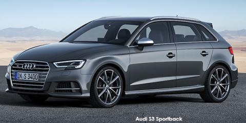 Audi S3 Sportback quattro - Image credit: © 2020 duoporta. Generic Image shown.