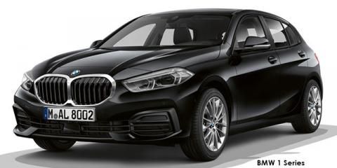 BMW 118i - Image credit: © 2020 duoporta. Generic Image shown.