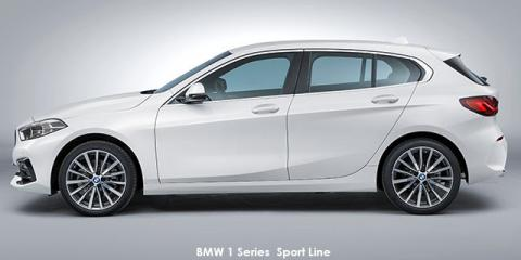 BMW 118i Sport Line - Image credit: © 2020 duoporta. Generic Image shown.
