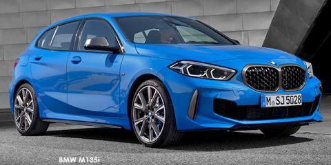 BMW M135i xDrive - Image credit: © 2021 duoporta. Generic Image shown.