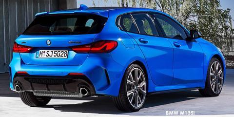 BMW M135i xDrive - Image credit: © 2019 duoporta. Generic Image shown.