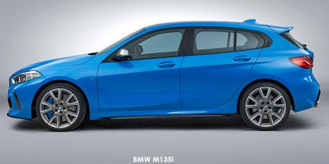 BMW M135i xDrive - Image credit: © 2020 duoporta. Generic Image shown.