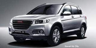 Haval H6 - Image credit: © 2020 duoporta. Generic Image shown.