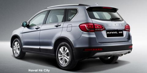 Haval H6 1.5T Luxury - Image credit: © 2020 duoporta. Generic Image shown.