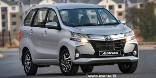 Toyota Avanza - Image credit: © 2021 duoporta. Generic Image shown.