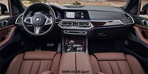 BMW X5 xDrive45e M Sport - Image credit: © 2020 duoporta. Generic Image shown.