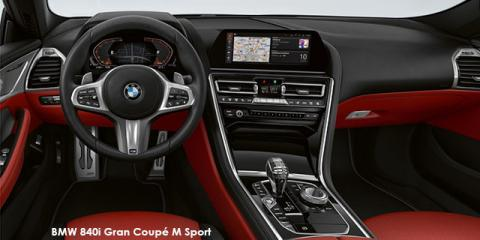 BMW 840i Gran Coupe M Sport - Image credit: © 2020 duoporta. Generic Image shown.