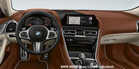 BMW 840d xDrive Gran Coupe Individual - Image credit: © 2020 duoporta. Generic Image shown.
