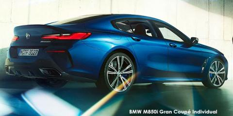BMW M850i xDrive Gran Coupe Individual - Image credit: © 2021 duoporta. Generic Image shown.