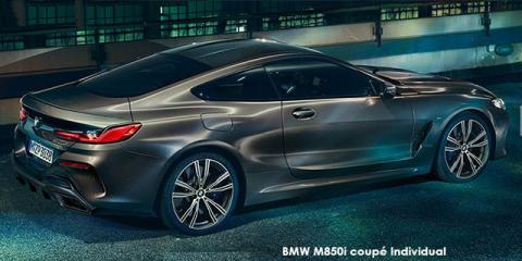 BMW M850i xDrive coupe Individual - Image credit: © 2020 duoporta. Generic Image shown.