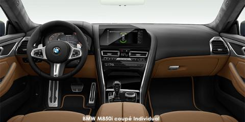 BMW M850i xDrive coupe Individual - Image credit: © 2021 duoporta. Generic Image shown.