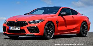BMW M8 - Image credit: © 2021 duoporta. Generic Image shown.