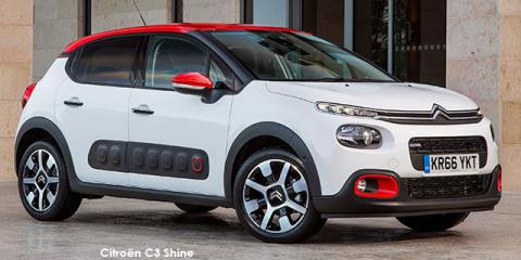 Citroen C3 1.2 Feel - Image credit: © 2020 duoporta. Generic Image shown.