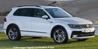 Volkswagen Tiguan - Image credit: © 2021 duoporta. Generic Image shown.