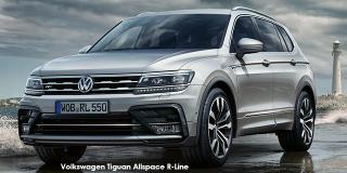Volkswagen Tiguan Allspace - Image credit: © 2020 duoporta. Generic Image shown.