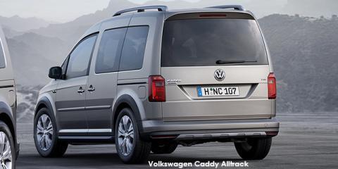 Volkswagen Caddy Alltrack 2.0TDI - Image credit: © 2020 duoporta. Generic Image shown.