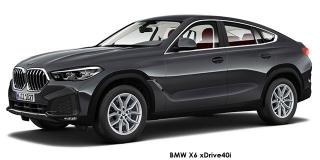 BMW X6 - Image credit: © 2021 duoporta. Generic Image shown.