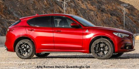 Alfa Romeo Stelvio Quadrifoglio Q4 Race Edition - Image credit: © 2020 duoporta. Generic Image shown.