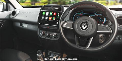 Renault Kwid 1.0 Expression - Image credit: © 2020 duoporta. Generic Image shown.