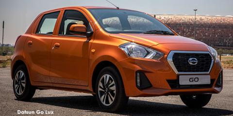 Datsun Go 1.2 Lux - Image credit: © 2019 duoporta. Generic Image shown.