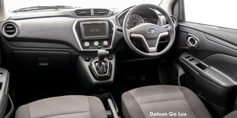 Datsun Go+ 1.2 Lux auto - Image credit: © 2019 duoporta. Generic Image shown.