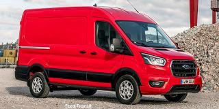 Ford Transit - Image credit: © 2020 duoporta. Generic Image shown.
