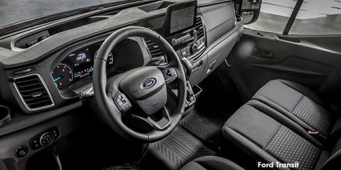 Ford Transit 2.2TDCi MWB panel van - Image credit: © 2020 duoporta. Generic Image shown.