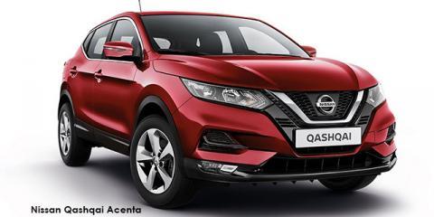 Nissan Qashqai 1.2T Acenta - Image credit: © 2021 duoporta. Generic Image shown.