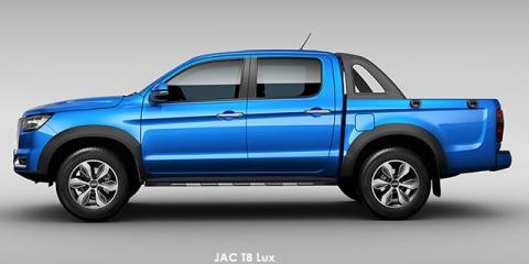 JAC T8 2.0T double cab Lux - Image credit: © 2020 duoporta. Generic Image shown.