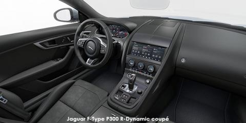 Jaguar F-Type P300 R-Dynamic coupe - Image credit: © 2020 duoporta. Generic Image shown.