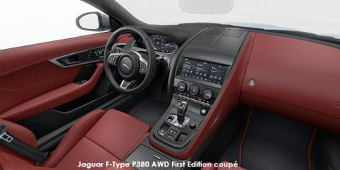 Jaguar F-Type P380 AWD First Edition coupe - Image credit: © 2020 duoporta. Generic Image shown.