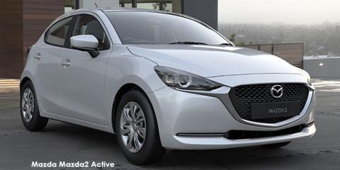 Mazda Mazda2 1.5 Active - Image credit: © 2020 duoporta. Generic Image shown.